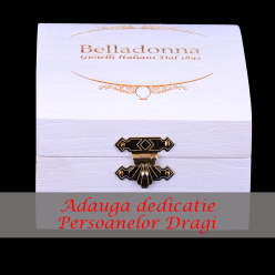 Cutie personalizata pentru bijuterii cu cristale Swarovski