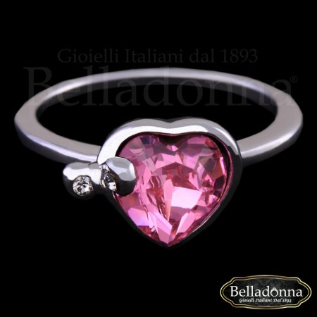 Inel-model-inimioara-cu-pietre-roz