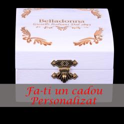 Cutie de bijuterii personalizata