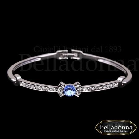 bratara cu cristale albastre (4)